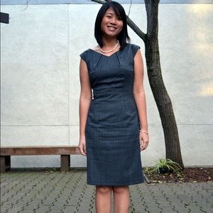 NWT black Mossimo sheath dress